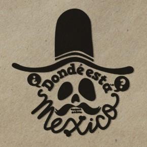 ¿Dónde está México? CD-R Jacket
